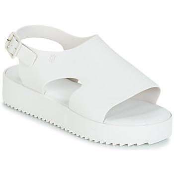 Čevlji  Ženske Sandali & Odprti čevlji Melissa HOTNESS Bela