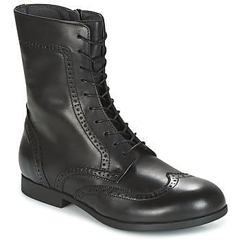Čevlji  Ženske Polškornji Birkenstock LARAMI Črna