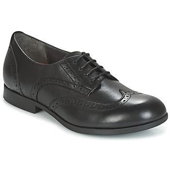 Čevlji  Ženske Čevlji Derby Birkenstock LARAMI LOW Črna