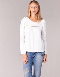 Oblačila Ženske Topi & Bluze Betty London HAMONE Kremno bela