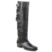 Čevlji  Ženske Mestni škornji    Michael Kors AFRICA Črna