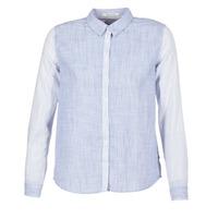 Oblačila Ženske Srajce & Bluze Pepe jeans CRIS Modra