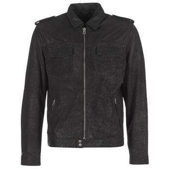 Oblačila Moški Usnjene jakne & Sintetične jakne Pepe jeans NARCISO Črna