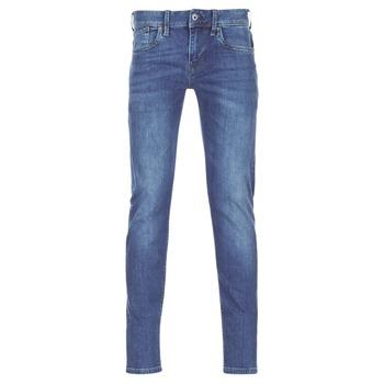 Oblačila Moški Kavbojke slim Pepe jeans HATCH F37