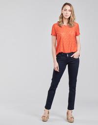 Oblačila Ženske Jeans straight Pepe jeans GEN Modra / M15