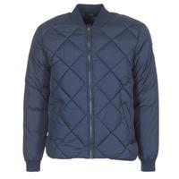 Oblačila Moški Puhovke Jack & Jones SOUTH ORIGINALS Modra
