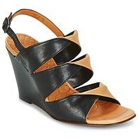 Čevlji  Ženske Sandali & Odprti čevlji Chie Mihara CRUSH Črna
