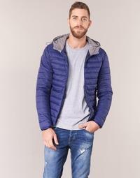 Oblačila Moški Puhovke Yurban IHOUZOU Modra