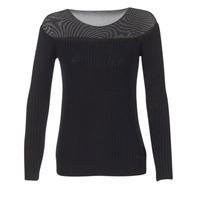 Oblačila Ženske Puloverji Armani jeans LAMOC Črna