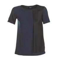 Oblačila Ženske Majice s kratkimi rokavi Armani jeans DRANIZ Črna
