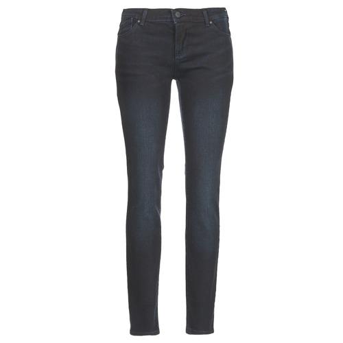 Oblačila Ženske Kavbojke slim Armani jeans BOBE Modra