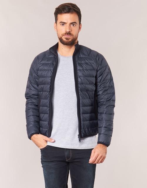 Oblačila Moški Puhovke Armani jeans JILLU Črna