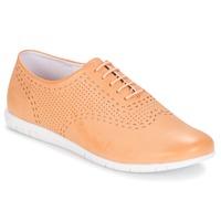 Čevlji  Ženske Čevlji Richelieu Kickers BECKI Oranžna