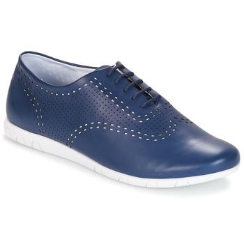 Čevlji  Ženske Čevlji Richelieu Kickers BECKI Modra