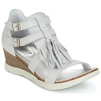 Čevlji  Ženske Sandali & Odprti čevlji Regard RECALI Siva