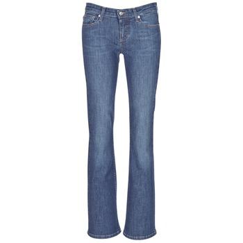 Oblačila Ženske Kavbojke bootcut Betty London IHEKIKKOU BOOTCUT Modra