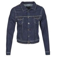 Oblačila Ženske Jeans jakne Betty London IHELEFI Modra