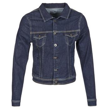 Oblačila Ženske Jeans jakne Yurban IHELEFI Modra