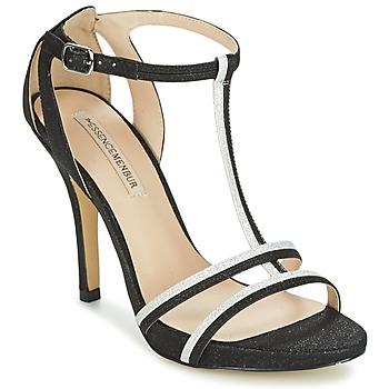 Čevlji  Ženske Sandali & Odprti čevlji Menbur LOJA Črna
