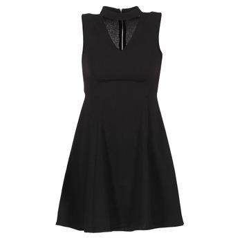 Oblačila Ženske Kratke obleke Moony Mood GUDU Črna
