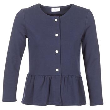 Oblačila Ženske Jakne & Blazerji Betty London INNATA Modra