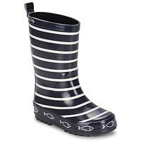Čevlji  Otroci škornji za dež  Be Only TIMOUSS Modra