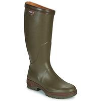 Čevlji  Moški škornji za dež  Aigle PARCOURS 2 Kaki