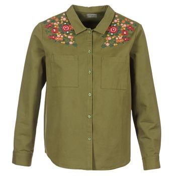 Oblačila Ženske Srajce & Bluze Betty London HOKAI Kaki