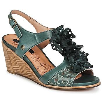 Čevlji  Ženske Sandali & Odprti čevlji Neosens NOAH Zelena