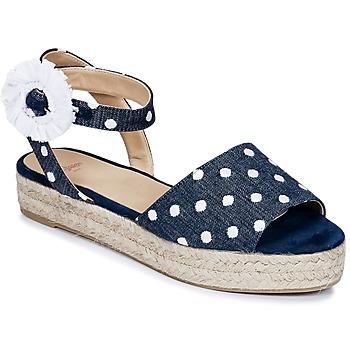 Čevlji  Ženske Sandali & Odprti čevlji Castaner WOXOC Modra