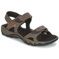 Čevlji  Moški Športni sandali Columbia SANTIAM 2 STRAP Kostanjeva