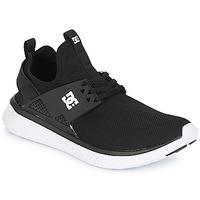 Čevlji  Moški Nizke superge DC Shoes MERIDIAN M SHOE BKW Črna