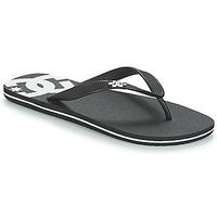 Čevlji  Moški Japonke DC Shoes SPRAY M SNDL BLW Črna / Bela