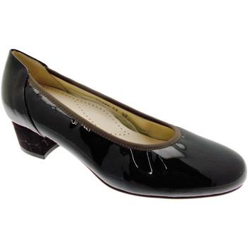 Čevlji  Ženske Salonarji Calzaturificio Loren LO60769ma marrone