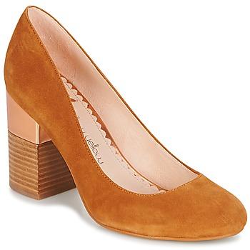 Čevlji  Ženske Salonarji Mellow Yellow DABOL Kamel