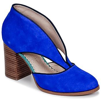 Čevlji  Ženske Gležnjarji Mellow Yellow DADYLOUNA Modra