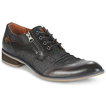 Čevlji  Moški Čevlji Derby Kdopa MONTMARTRE Črna