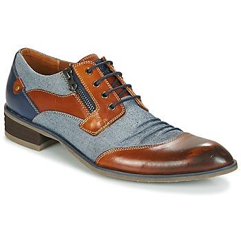Čevlji  Moški Čevlji Derby Kdopa MONTMARTRE Kamel