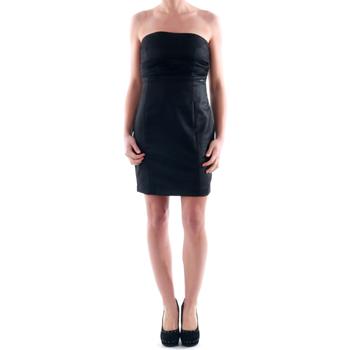 Oblačila Ženske Kratke obleke Amy Gee AMY04000 Negro