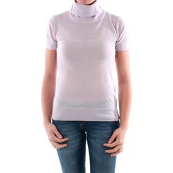 Oblačila Ženske Puloverji Amy Gee AMY04200 Lila