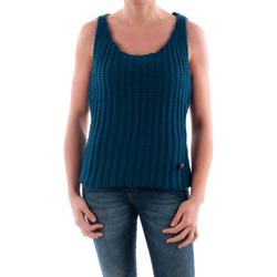 Oblačila Ženske Puloverji Amy Gee AMY04202 Azul