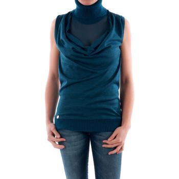 Oblačila Ženske Puloverji Amy Gee AMY04206 Azul