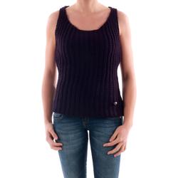 Oblačila Ženske Puloverji Amy Gee AMY04207 Morado