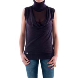 Oblačila Ženske Puloverji Amy Gee AMY04218 Morado