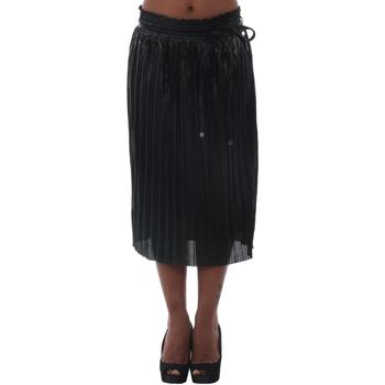 Oblačila Ženske Krila Fornarina MARINE_ANTHRACITE Negro