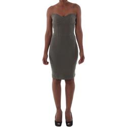 Oblačila Ženske Kratke obleke Fornarina DISS_MUD Verde