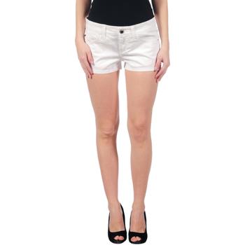 Oblačila Ženske Kratke hlače & Bermuda Miss Sixty MIS01087 Blanco