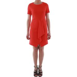 Oblačila Ženske Kratke obleke Rinascimento 20/16_CORALLO Coral