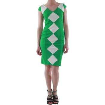 Oblačila Ženske Kratke obleke Rinascimento 241012/VERDE Verde