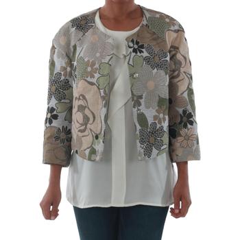 Oblačila Ženske Jakne & Blazerji Rinascimento 82012_VERDE Verde
